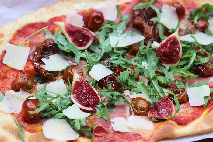 Pizza Italienne Maison Mango And Salt