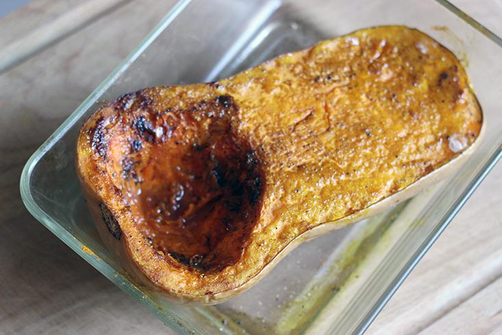 Butternut Rotie Au Miel Et Aux Epices Mango And Salt