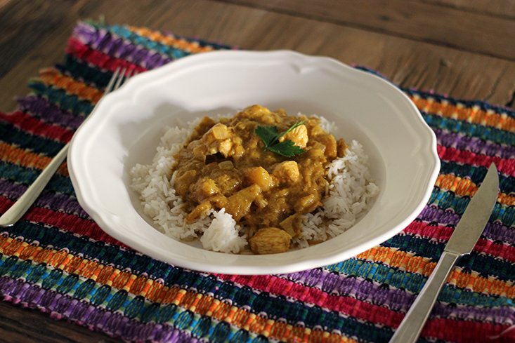 curry-poulet