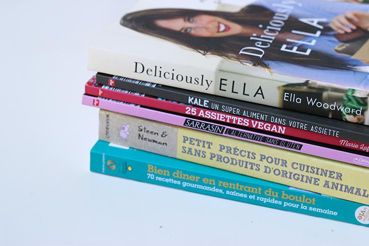 Cuisiner plus sain ma s lection de livres 3 mango - Livre cuisine saine ...