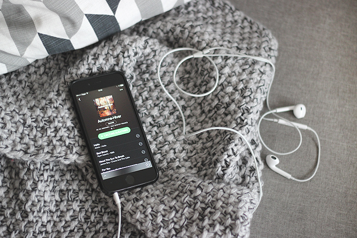 cocooning-playlists