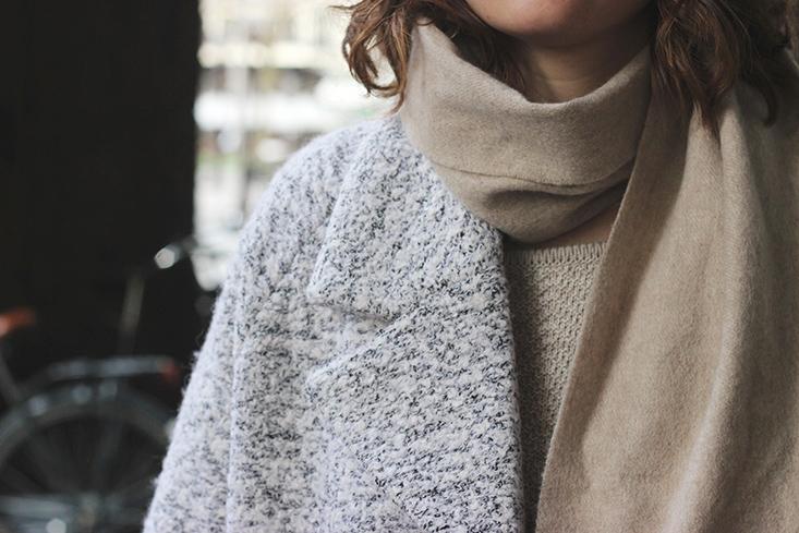 look-manteau-suncoo-gris