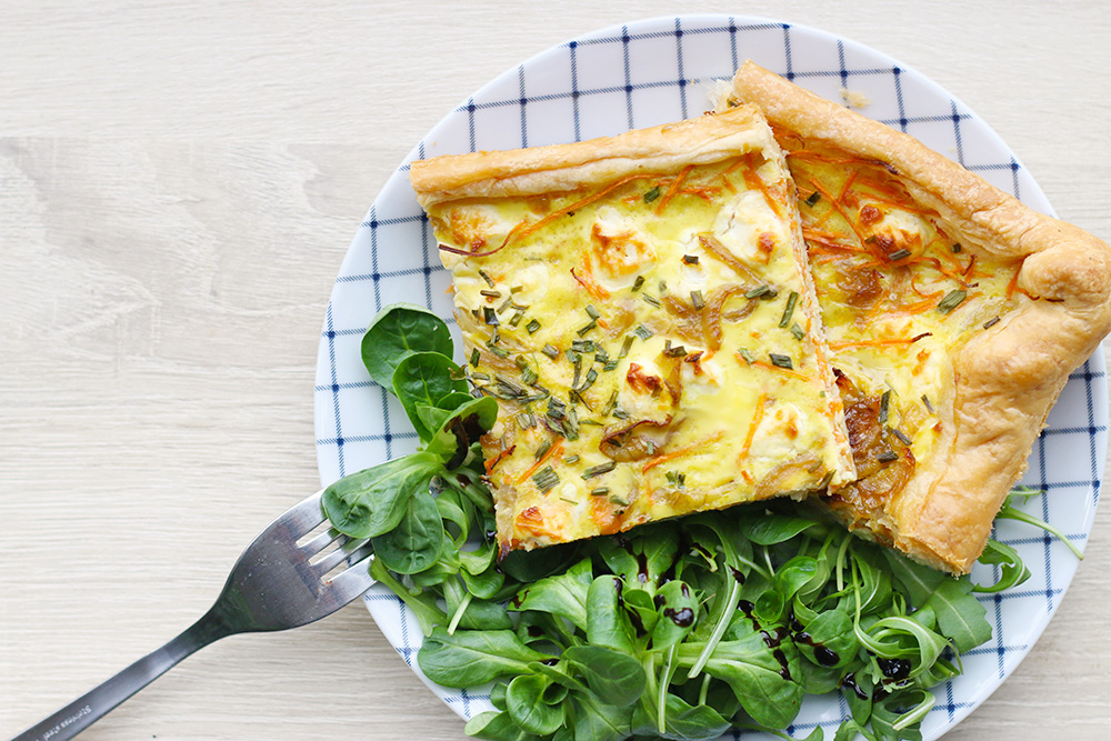 quiche-carotte-curry-chevre