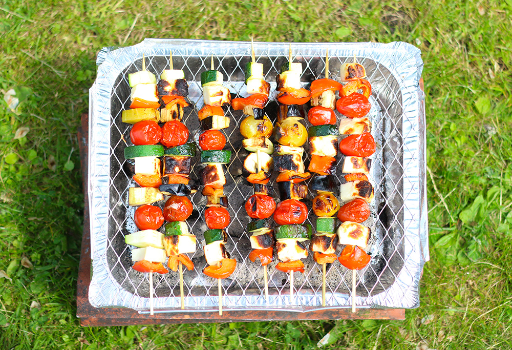 Id es faciles pour un barbecue v g tarien mango and salt - Idees pour barbecue party ...