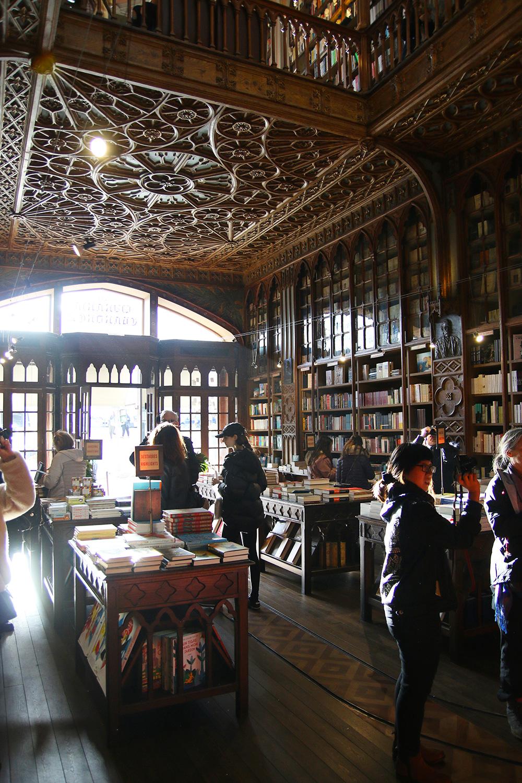 librairie-lello-harrypotter-porto3