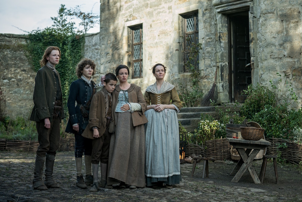 OUTLANDER- SEASON 3 - EPISODE 302
