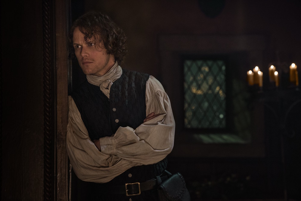 "OUTLANDER - SEASON 3 - EPISODE 308 - ""First Wife"""