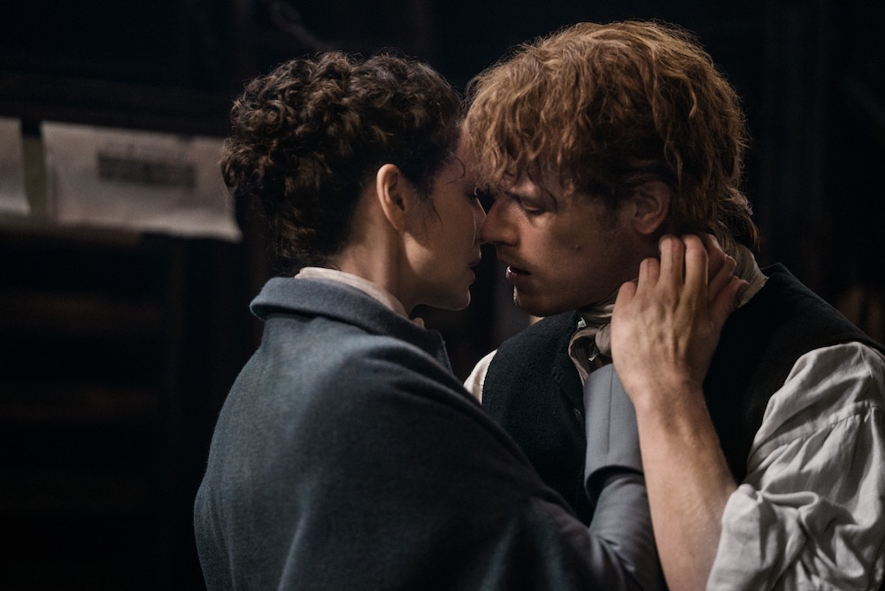 OUTLANDER - SEASON 3 - EPISODE 306