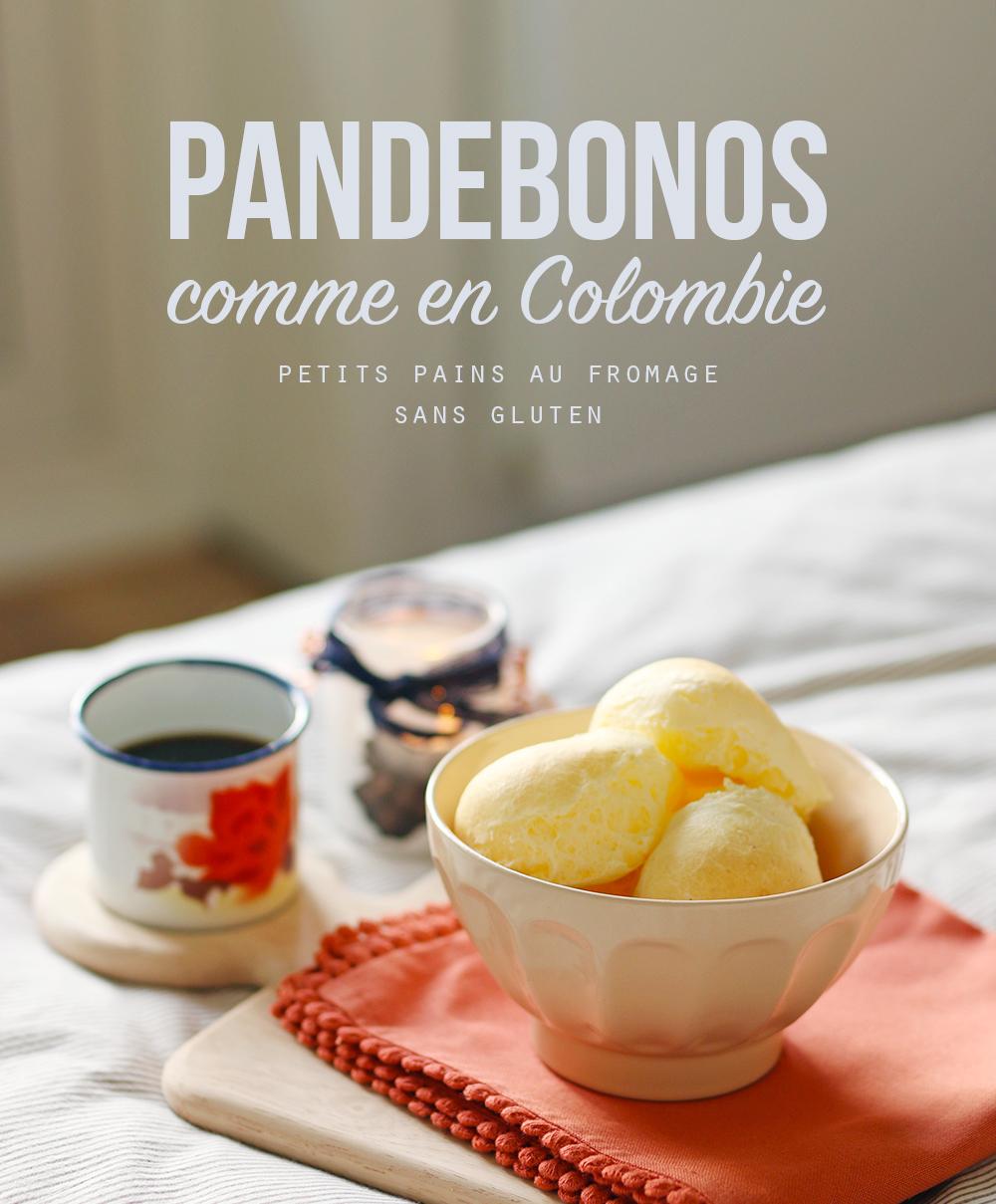Pandebonos colombiens sans gluten - Mango & Salt