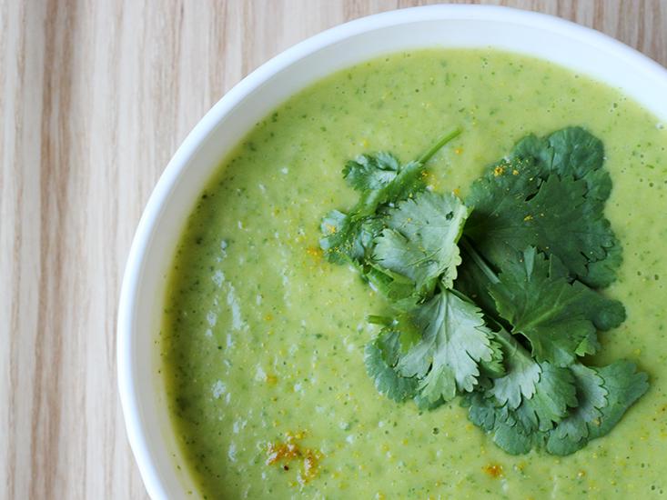 soupe-citrouille-coco-coriandre
