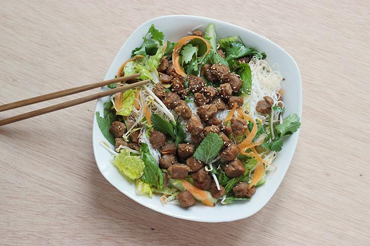 bobun-vegetarien