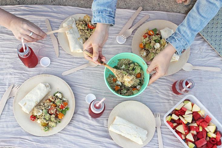 picnic-vegetarien