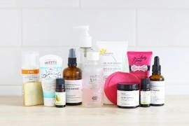 Routine soins visage naturels - Mango & Salt