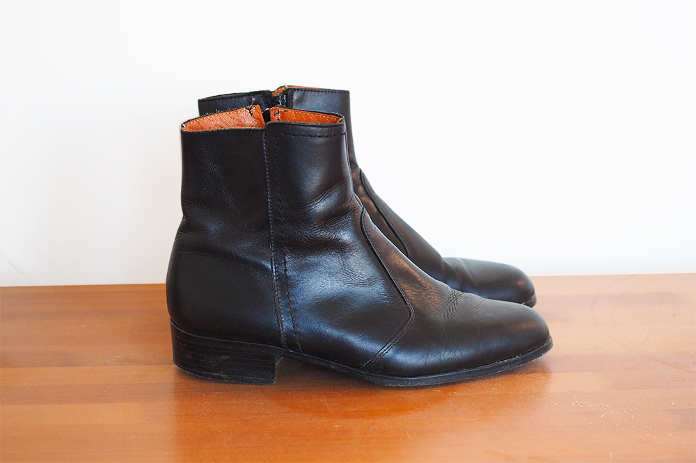 trouvailles-vintage-friperies-bottines90s