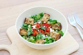 salade-legumes-grilles-chakchouka